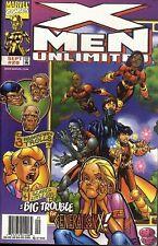 X-Men Unlimited #20 (Sep 1998, Marvel)