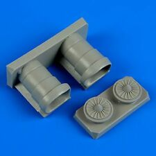 Quickboost 1/72 McDonnell-Douglas F/A-18A / F/A-18C Hornet Air Intakes # 72438