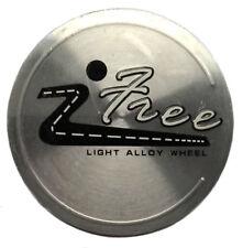 iFree Light Alloy Wheel Center Sticker 45mm Silver Black
