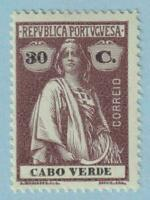 CAPE VERDE 156  MINT HINGED OG * NO FAULTS EXTRA FINE!