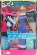 """Mattel 55668 Barbie - """"guardaroba da Viaggio """""""