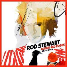 Rod Stewart - Blood Red Roses (Deluxe) [CD] Sent Sameday*
