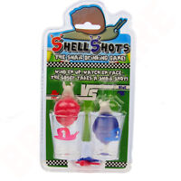 Racing Snails Shell Shots - Adult Party Drinking Games - Inc Shot Glasses Xmas
