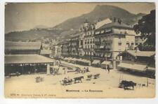 AK Montreux, La Rouvenaz, 1900