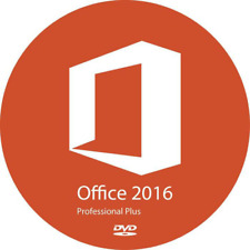 Clean office Professionnel 2016 only on DVD 1PC