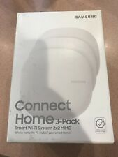 Samsung Connect Home 3-pack smart Wi-Fi mesh System w Smartthings