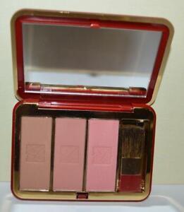 ESTEE LAUDER Soft Matte Bronzer #01/Nude Rose #11 Blush/Pink Kiss #02 Blush TRIO
