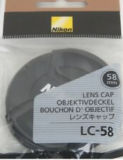 Nikon LC-58 Snap-on 58mm Lens Cap, London