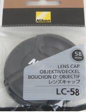 Nikon LC-58 Snap-on 58mm Lens Cap, London