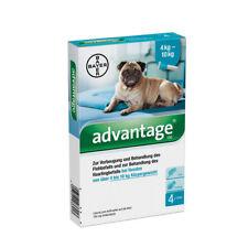 Advantage 100 Lösung F.hunde 4-10 Kg 4st PZN 08613311