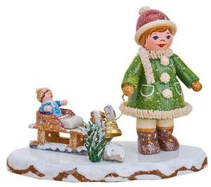 Hubrig Volkskunst, WiKi Oh, es schneit, es schneit, Erzgebirge, 110h0063