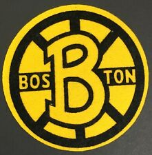 Vintage Boston Bruins NHL Hockey Felt Jersey Patch 4