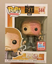 Funko Pop TV Television 2017 NYCC The Walking Dead Dwight #544 Vinyl Figure