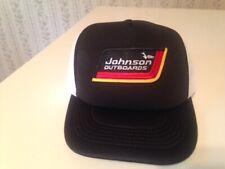 JOHNSON OUTBOARD MOTORS HAT CAP