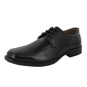 Lace Up Formal Shoes Faux Leather Office Wedding Shoes Mens Size