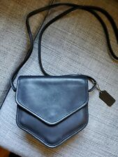Vintage Coach Megan Bag, Crossbody, Black