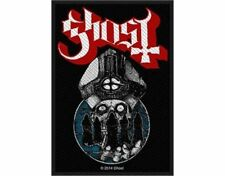 GHOST warriors - 2014  - WOVEN SEW ON PATCH - free shipping