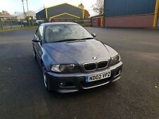 2002 BMW M3 SMG COUPE GREY & GREY LEATHER 97K 3 PREVIOUS OWNERS FULL HISTORY