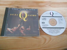 CD Pop Suzi Quatro - The Wild One (20 Song)  EMI RECORDS
