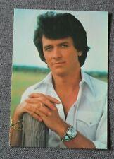 Patrick Duffy - Bobby dans Dallas, carte postale