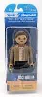 Funko Playmobil Doctor Who Eleventh 11th Doctor Matt Smith Collectible Figure
