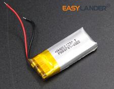 3.7V 120mAh 501230 Li-ion battery for Jabra BT250V Bluetooth Headsets WEP-150