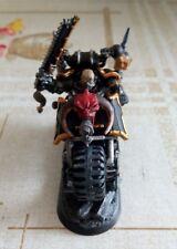 Warhammer 40000, chaos biker lord , chaos space marines