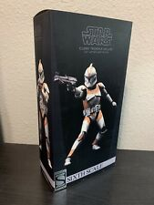 Sideshow Star Wars Clone Trooper Deluxe 212th 1:6 scale US SELLER!