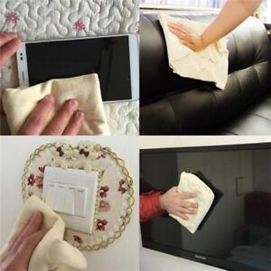 PU Leather Car Cleaning Cloth Wash Suede Cloths Streak Quick Dry Towel CH