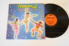 "Breakdance 2 - Electric Boogaloo 1984 Australia 12"" LP Viny Record Soundtrack"