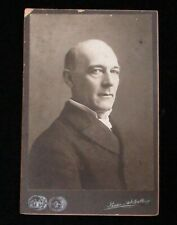 New ListingMagician Harry Kellar Antique Cabinet Card Photo Photograph Magic Vintage Keller