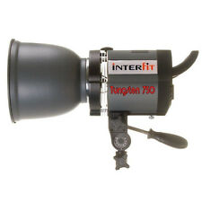 Interfit INT155 Stellar X 750w 3-Lamp Tungsten 3200K Lighting Head