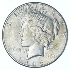 New listing Early - 1926-S-Peace Silver Dollar - 90% US Coin *824