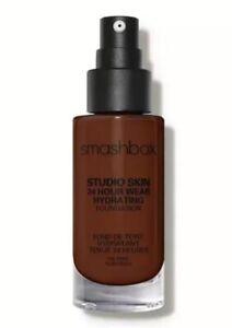 SMASHBOX Studio Skin 15 Hour Wear Hydrating Foundation Shade 4.6 NEW In Box
