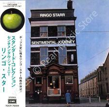 RINGO STARR SENTIMENTAL JOURNEY CD MINI LP OBI The Beatles Plastic Ono Band new