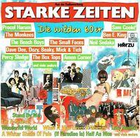(CD) Starke Zeiten - Die Wilden 60er - Zager & Evans, The Box Tops, Amen Corner