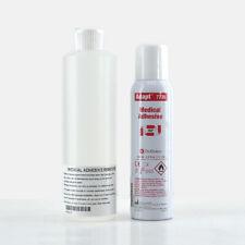 Hollister Adapt Medical Adhesive Spray HOL7730 3.8 oz and Adhesive Remover 12 oz