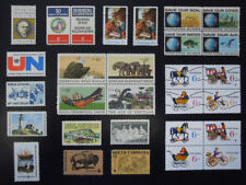 US, 1970 full Commemorative year set with precanceled, 29 stamps, MNH