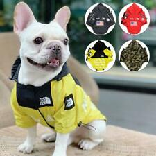 Dog Windbreaker Clothes French Bulldog Pupreme Shirt Dog Sport Retro Dog