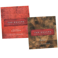 Phililp Howard Collection 2 Books Set New Pack The Square Savoury 1, 2