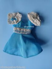 Vintage Barbie Francie Doll Hair Happenins Dress #1122 NM Twiggy Casey Starr