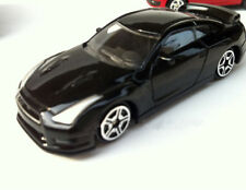 NOREV NISSAN GTR 1/64 Diecast Car Model Collection Black