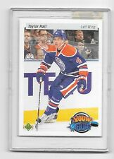 2010-11 Upper Deck Young Guns SSP Retro Taylor Hall # 219 Rookie