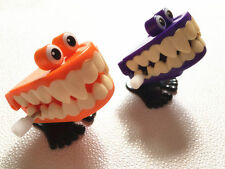 Hot! 3PCS DENTAL JUMPING TEETH TOY Wind-Up Toys FOR Dental Gift