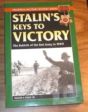 WALTER S.DUNN JR.Stalin's Keys To Victory:Red Army WWII STACKPOLE Josef PB TPB
