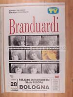 ANGELO BRANDUARDI 28-11-1994 BOLOGNA 70X100 POSTER CONCERTO [MI  0154-A]