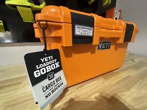 YETI LOADOUT GOBOX 30 - King Crab Orange New