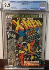 X-MEN #122 CGC 9.2 1st Mastermind as Jason Wyngarde Arcade Cameo Claremont Byrne