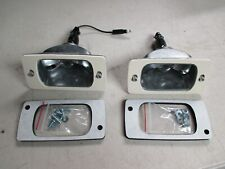 ESCORT MK1, NEW REPRODUCTION, PAIR FRONT INDICATORS, LIGHTS,LAMPS,AVO,RALLY