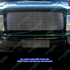 APS 2009-2012 Ford F150 Upper Main Black Billet Grille Insert Grille 2010 2011